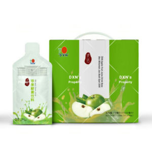 DXN Apple Fermented Juice Drink Base