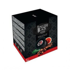 Lingzhi Black Coffee Capsules 400g